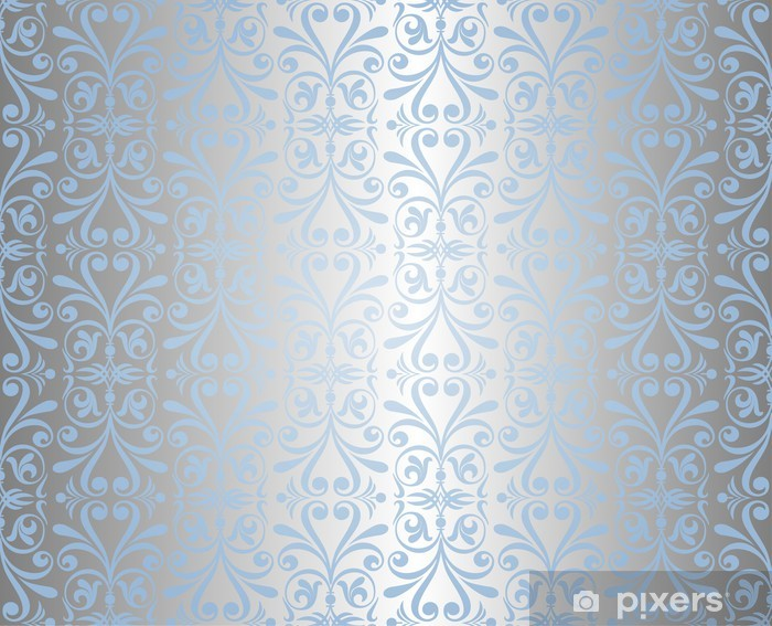 blue silver new years background wallpaper vinyl wall mural themes