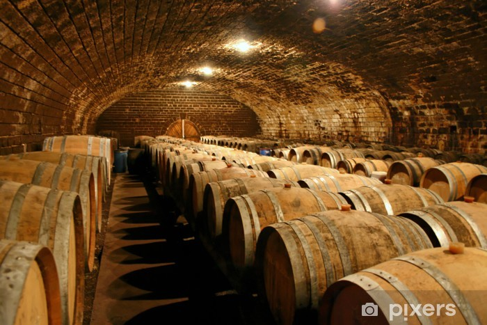 Fototapeta winylowa Piwnica na wino - Inne