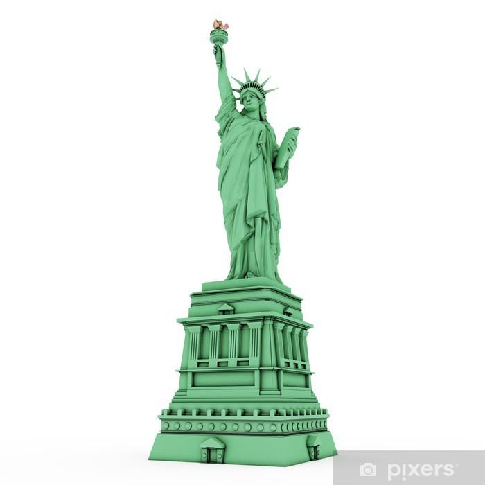 Fototapeta winylowa Statua wolności - Naklejki na ścianę