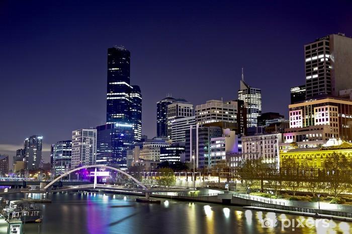 Vinilo Pixerstick Melbourne - Temas