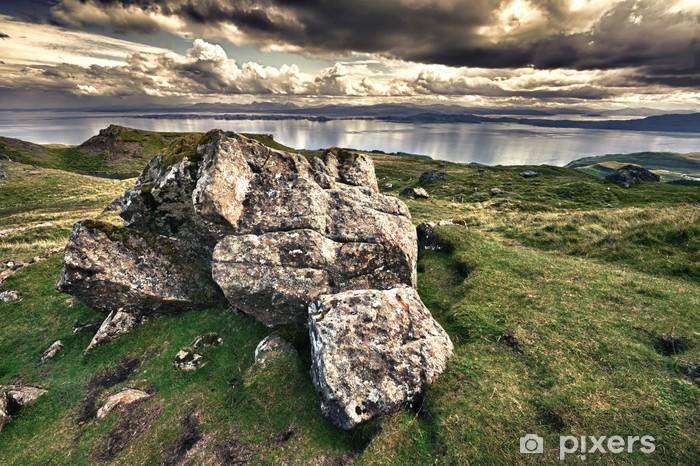 Nálepka Pixerstick Isle of Skye 2 - Témata