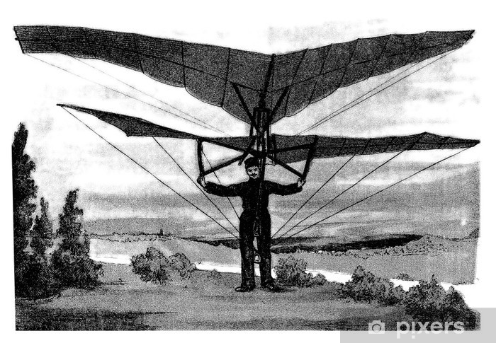 who was invented aeroplane