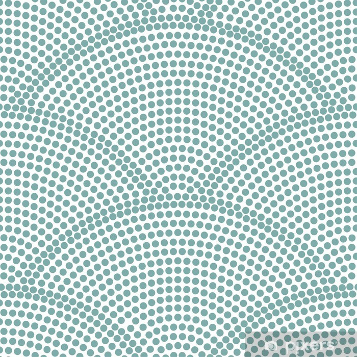 Japanese seamless ocean wave pattern Washable Wall Mural - Themes