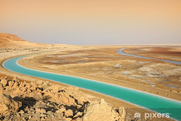 Vinilo Pixerstick Mar Muerto - Oriente Medio