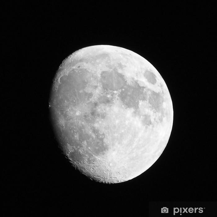 Sticker Pixerstick La lune - Autres