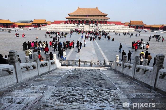 Vinylová fototapeta Zakázané město v Pekingu, Čína - Vinylová fototapeta