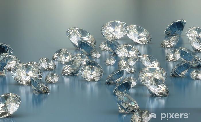 Pixerstick Sticker Diamonds - Bestemmingen