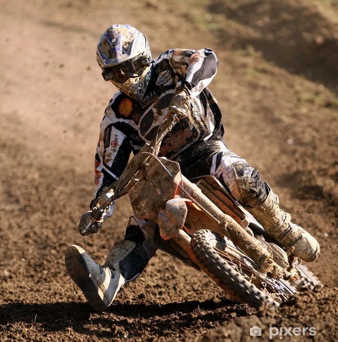 Fototapeta winylowa Motocross - Tematy