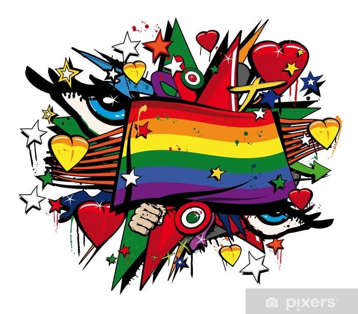 Rode buis Gay