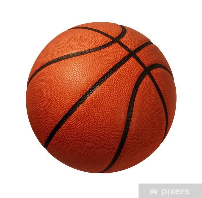 Papier peint vinyle Basket-ball isolé - Articles de sport