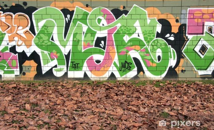 Fototapeta winylowa Graffito15 - Inne