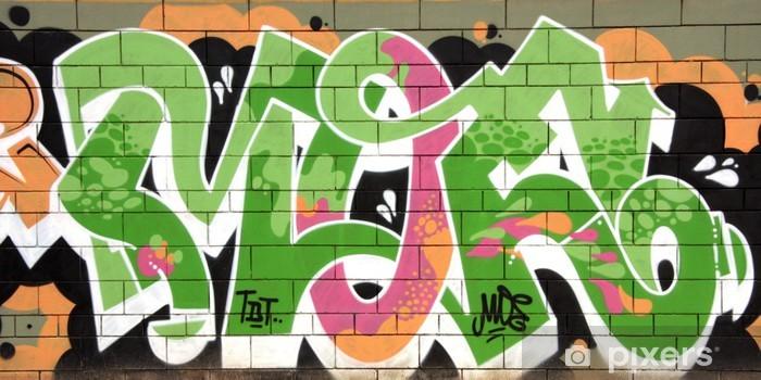 Fototapeta winylowa Graffito16 - Inne
