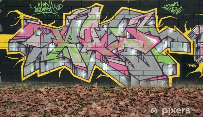 Fototapeta winylowa Graffito18 - Inne