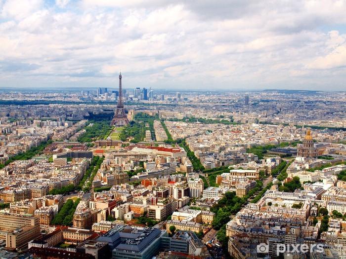 Paris Luftbild