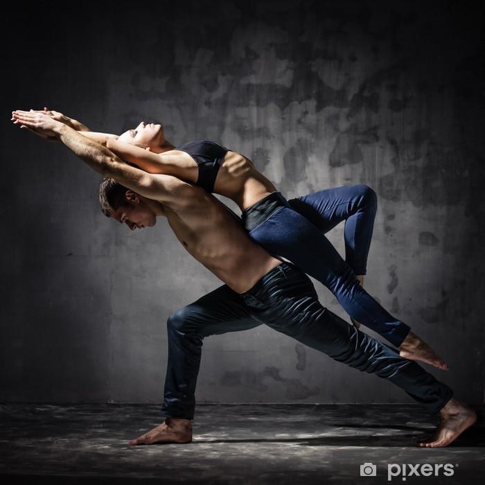 Fototapeta samoprzylepna Dwie tancerki - Tematy