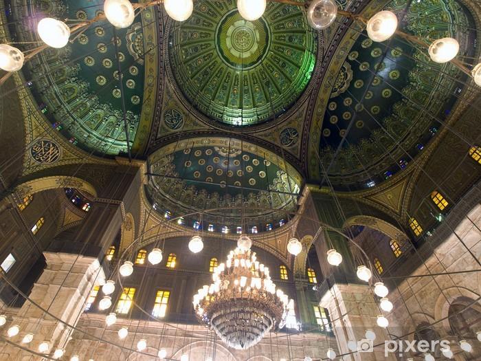 Papier peint vinyle Mosquée de Mohhamed Ali - Afrique