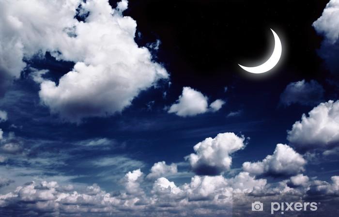 Fototapeta winylowa Księżyc - Księżyc