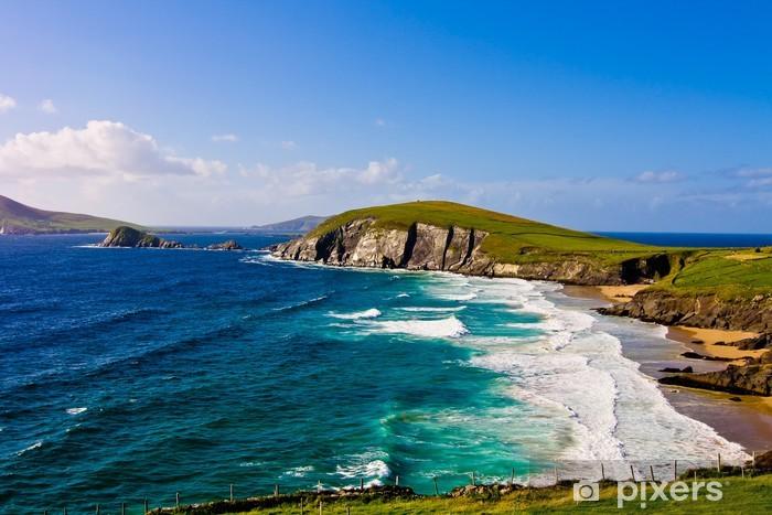 Fotomural Estándar Acantilado en la península de Dingle, Irlanda - Temas