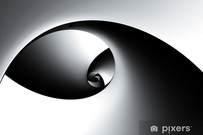 Fototapeta samoprzylepna 3d streszczenie spirali - Tematy