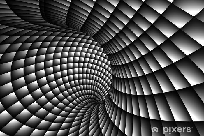 Fototapeta zmywalna 3d streszczenie spirali - Tematy
