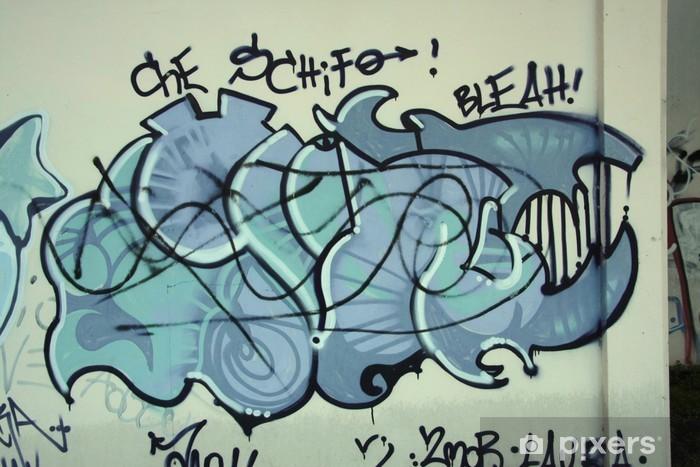 Fototapeta winylowa Graffiti73 - Inne