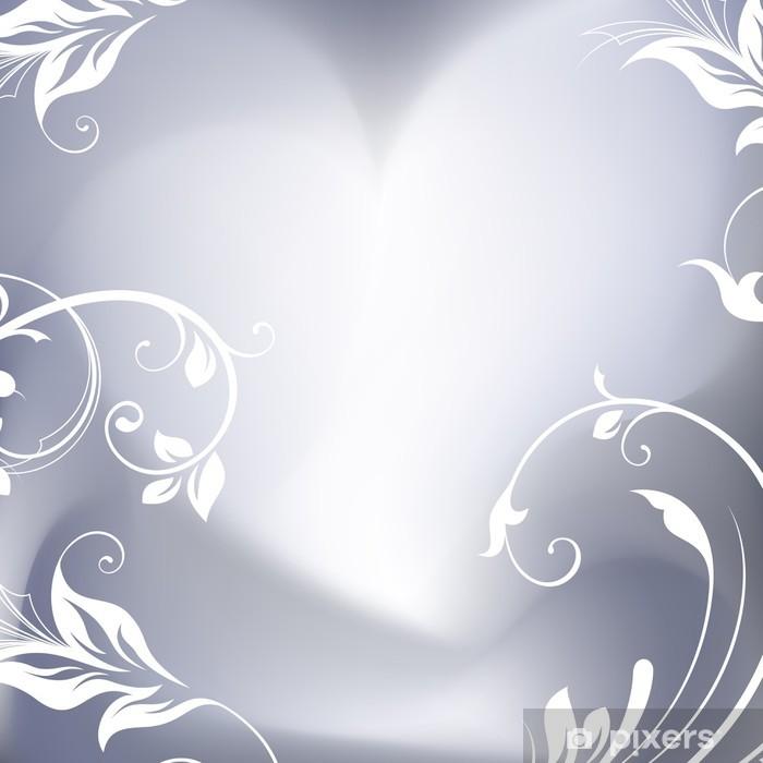 Poster Romantische Hintergrund - Fröhlichkeit