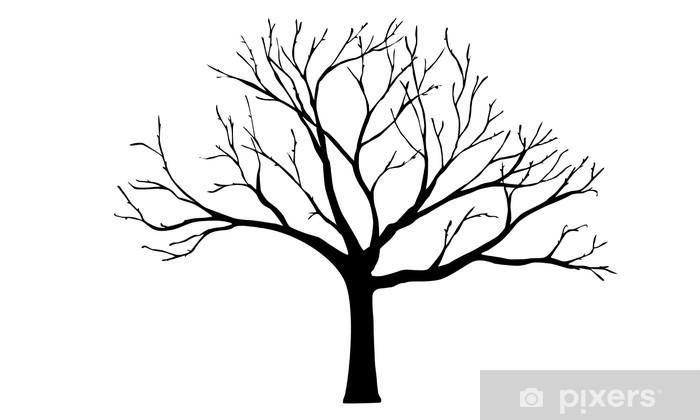 Tree Vector Wall Mural Pixers 174 We Live To Change