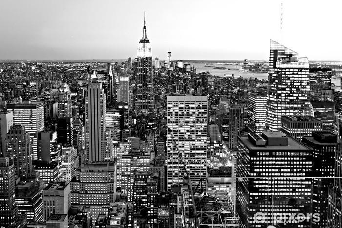 Naklejka Pixerstick Manhattan, Nowy Jork. USA. - Tematy