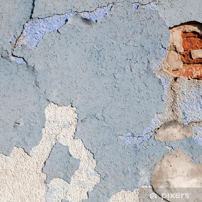 Papier Peint La Peinture Qui S écaille