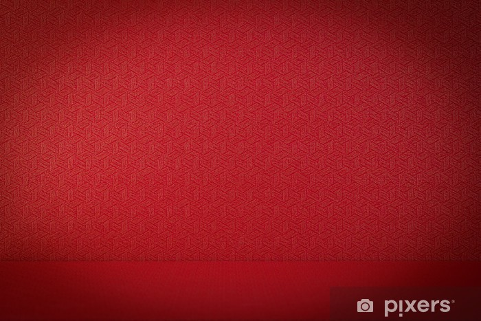 red paper texture background Vinyl Wall Mural - Success and Achievement