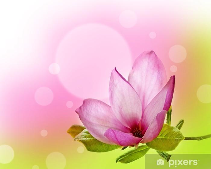 Naklejka Pixerstick Magnolia - Tematy