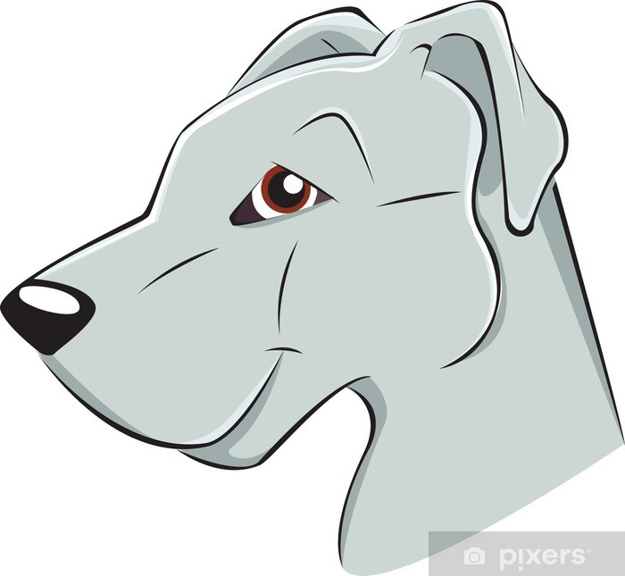 Plakat Dogo - Ssaki