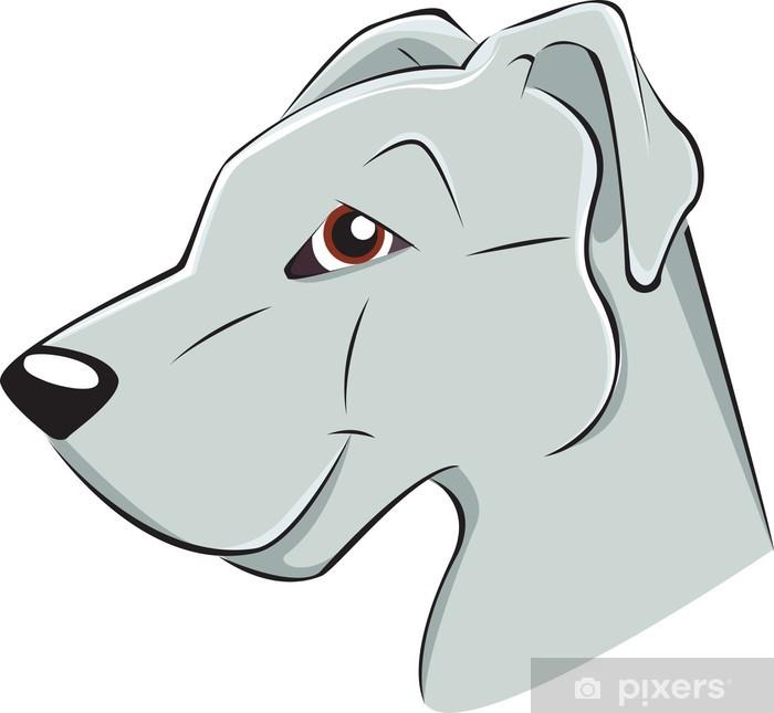 Poster Dogo - Säugetiere