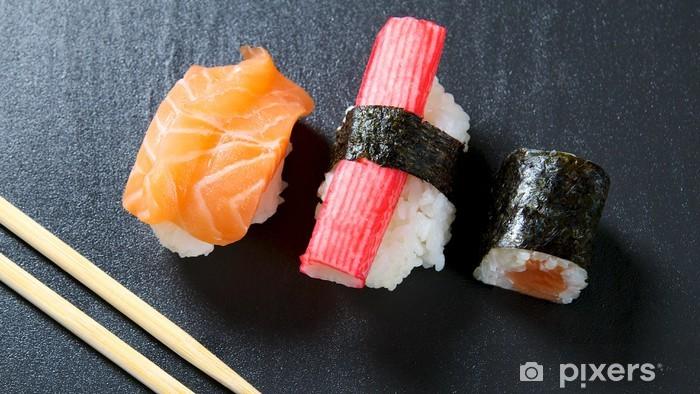 Papier peint vinyle Sushi Variation 16: 9 - Sushi