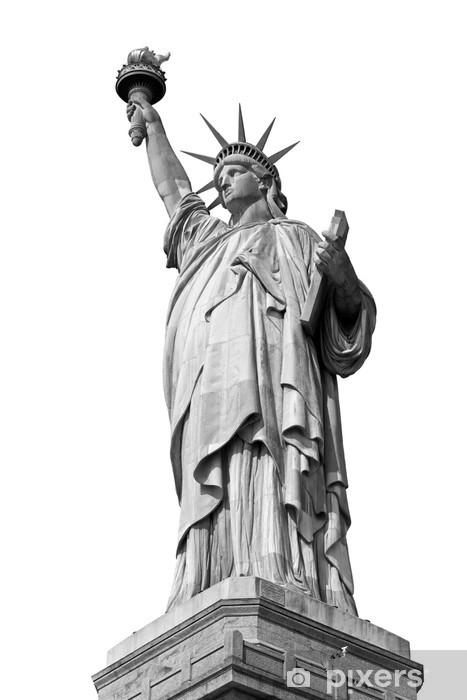 Statue of Liberty. New York, USA. Vinyl Wall Mural - American Cities