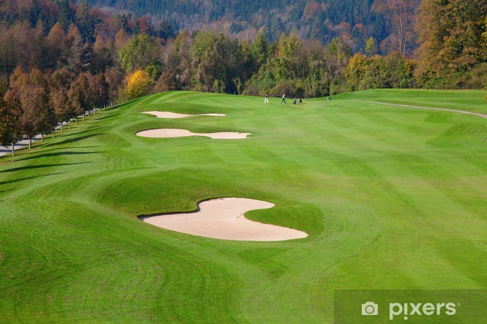 Naklejka Pixerstick Golf - Tematy