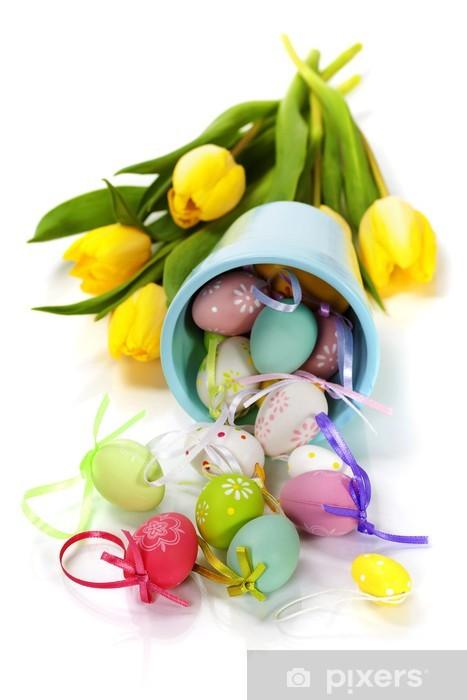 Fototapeta winylowa Wielkanoc składu - Święta międzynarodowe