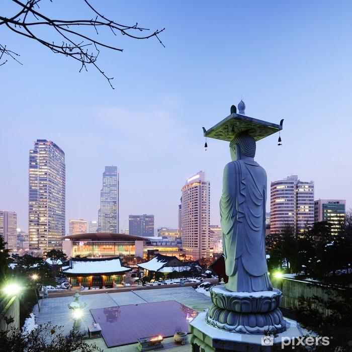 Fototapeta winylowa Seoul, Korea Południowa - Tematy