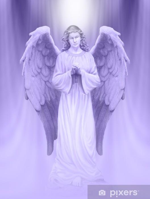 Papier peint vinyle Ange de Lumière Divine - Thèmes