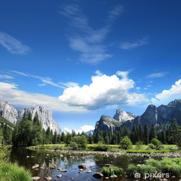 Papier peint vinyle Californie - Parc national de Yosemite - Thèmes