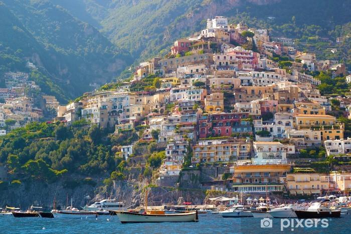 Papier Peint Autocollant Positano, Italie - Europe