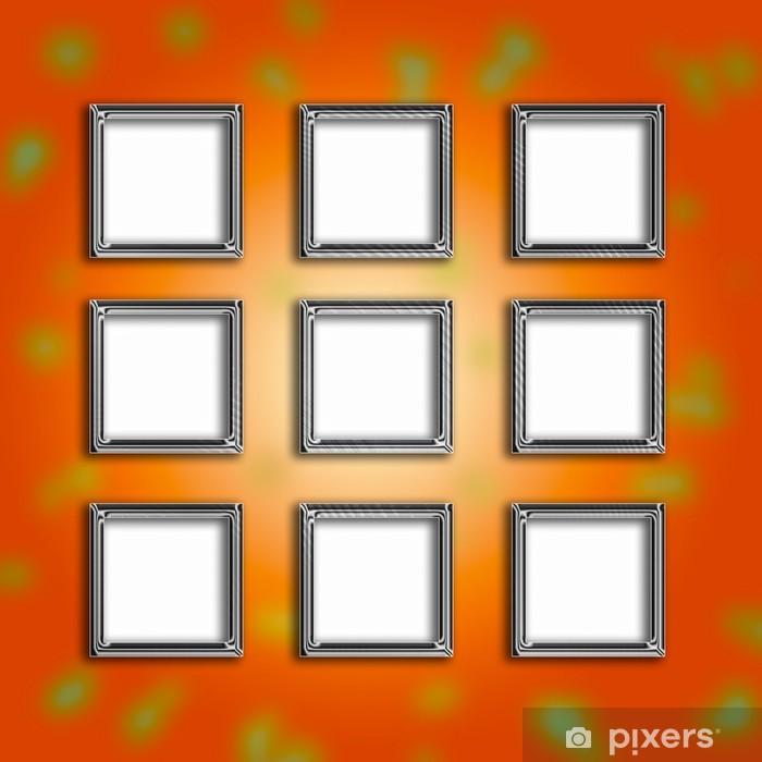 Sticker Pixerstick Marcos - Signes et symboles