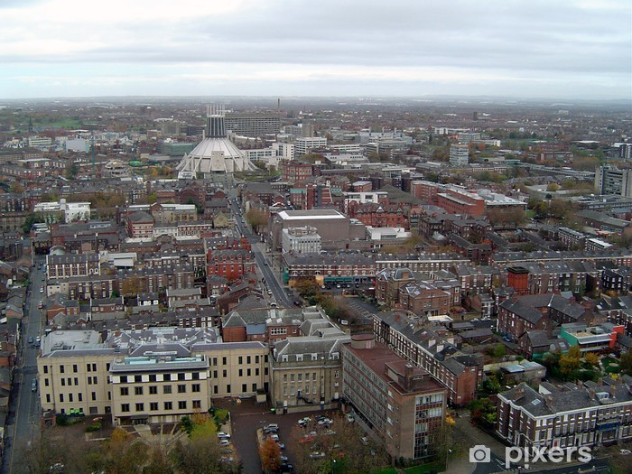 Zelfklevend Fotobehang Liverpool - Europa