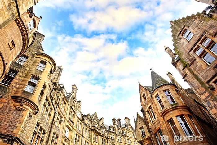 Fototapeta zmywalna Edinburgh architektury - Tematy