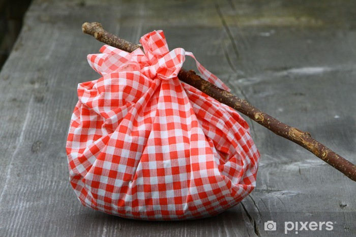 Sticker Pixerstick Picknick - Nature