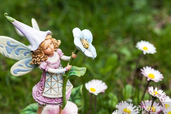 Vinyl-Fototapete Fairy Meadow - Jahreszeiten