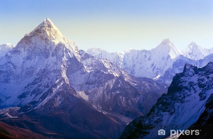 Himalaya Mountains Pixerstick Sticker - Styles