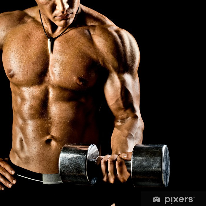 Fotomural Estándar Deporte de fitness - Destinos