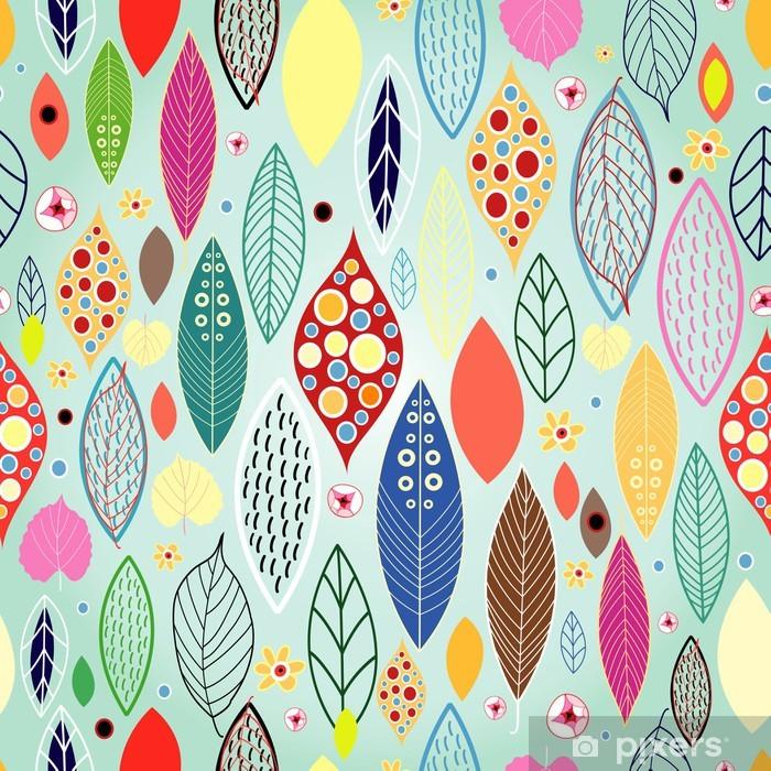 Carta Da Parati Texture Colorata.Carta Da Parati Texture Di Foglie Colorate Pixers Viviamo Per