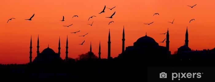 Adesivo Pixerstick Estambul orizzonte - Stili